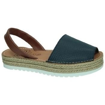 Chaussures Femme Sandales et Nu-pieds Avarca Cayetano Ortuño  Bleu