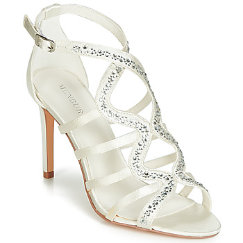 Chaussures Femme Sandales et Nu-pieds Menbur MAFAT Ivoire