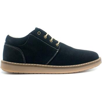 Chaussures Femme Derbies Nae Vegan Shoes Pipa Black preto