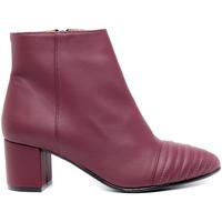 Chaussures Femme Bottines Nae Vegan Shoes Marta Bordeaux Rouge