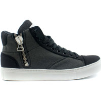 Chaussures Baskets montantes Nae Vegan Shoes Milan Pet Grey cinza