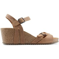 Chaussures Femme Sandales et Nu-pieds Interbios W confortables sandales compensées OURS