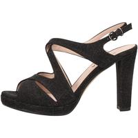 Chaussures Femme Sandales et Nu-pieds Silvana 987 Noir