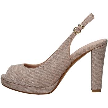 Chaussures Femme Sandales et Nu-pieds Silvana 452 rose