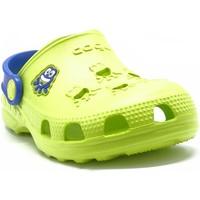 Chaussures Enfant Sabots Coqui LITTLE FROG JAUNE