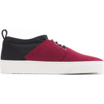 Chaussures Baskets basses Nae Vegan Shoes Re-PET Rouge