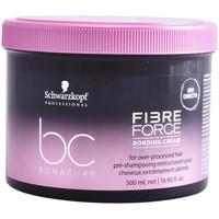 Beauté Soins & Après-shampooing Schwarzkopf Bc Fibre Force Bonding Cream  500 ml