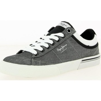 Chaussures Homme Baskets basses Pepe jeans pms30542 gris