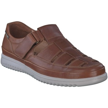 Chaussures Homme Sandales et Nu-pieds Mephisto Sandale cuir TAREK Marron