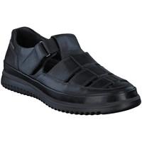 Chaussures Homme Sandales et Nu-pieds Mephisto Sandale cuir TAREK Noir