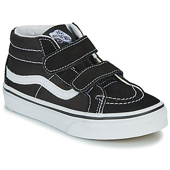 basket scratch vans