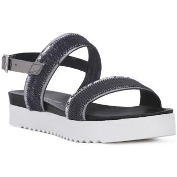 Chaussures Femme Sandales et Nu-pieds Sono Italiana PAILL CF Grigio