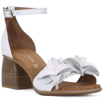 Chaussures Femme Sandales et Nu-pieds Sono Italiana CRAST BIANCO Bianco