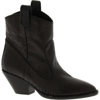 Chaussures Femme Bottes ville Giuseppe Zanotti I47140 Testa di Moro
