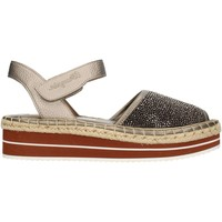 Chaussures Femme Espadrilles Wrangler WL161611 bronze