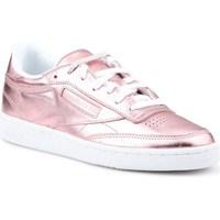 Chaussures Femme Baskets basses Reebok Sport Club C 85 S Shine Rose