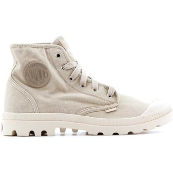 Chaussures Homme Baskets montantes Palladium Manufacture Pampa HI Beige