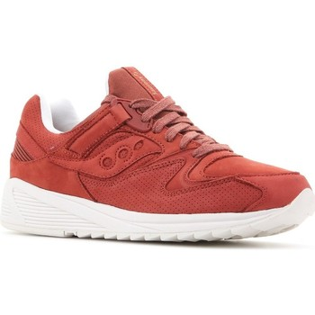Chaussures Homme Baskets basses Saucony Grid 8500 HT Rouge