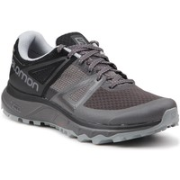 Chaussures Homme Baskets basses Salomon Trailster Gtx Noir,Gris,Marron