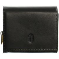 Sacs Femme Porte-monnaie Francinel Porte-monnaie  cuir ref_22160 Noir 10*9*3.5 Noir