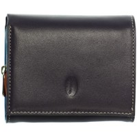 Sacs Femme Porte-monnaie Francinel Porte-monnaie  cuir ref_22160 Violet 10*9*3.5 Violet