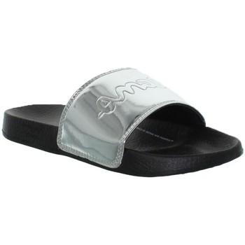 Chaussures Femme Sandales et Nu-pieds Pepe jeans Sandales  ref_pep43381-934-argent Argenté