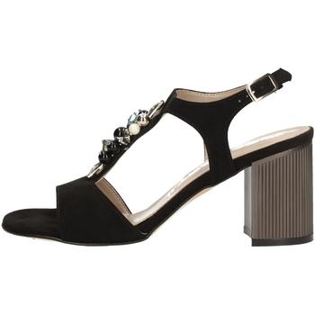 Chaussures Femme Sandales et Nu-pieds Comart 822905 NOIR