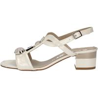 Chaussures Femme Sandales et Nu-pieds Comart 802849 BLANC