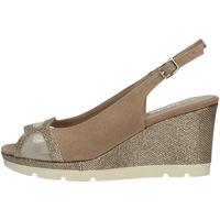 Chaussures Femme Sandales et Nu-pieds Comart 512885 SABLE