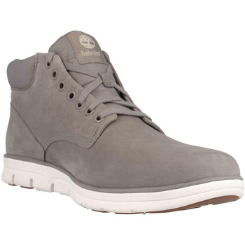 Chaussures Boots Timberland Bradstreet Chukka Leather STEEPLE GREY Gris