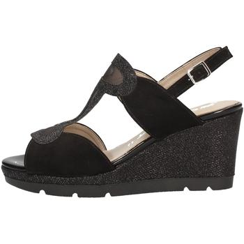 Chaussures Femme Sandales et Nu-pieds Comart 512884 NOIR