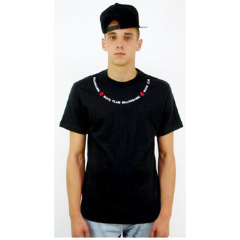 T-Shirt Billionaire boys club t-shirt chain ringer bbc noir