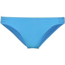 Vêtements Fille Maillots de bain séparables Seafolly Tanga uni ACTIVE MULTI ROULEAU BRAZILIAN Bleu