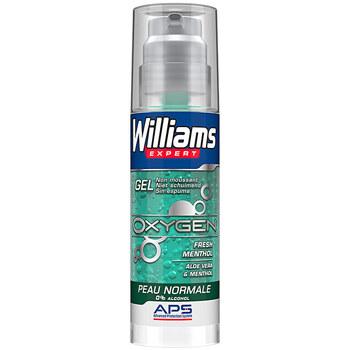 Beauté Homme Silvio Tossi - S Williams Expert Oxygen 0% Alcohol Gel Afeitar Piel Normal