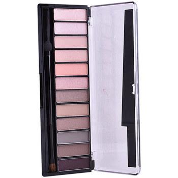 Beauté Femme Palettes maquillage yeux Rimmel London Magnif'Eyes Palette 002-blush 1 u