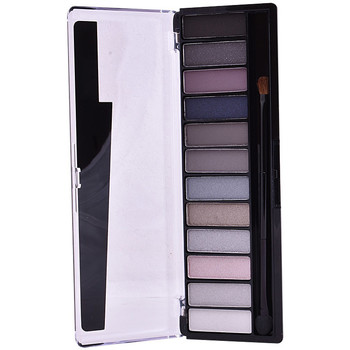 Beauté Femme Fards à paupières & bases Rimmel London Magnif'Eyes Palette 003-smokey 1 u