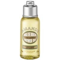 Beauté Produits bains L´Occitane Amande Huile De Douche 75ml 75 ml