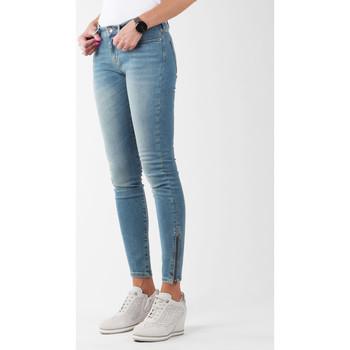 Vêtements Femme Jeans skinny Wrangler Skylark W27F4072F niebieski