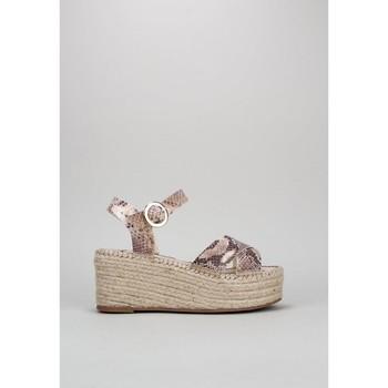 Chaussures Espadrilles Senses & Shoes NEREA Beige