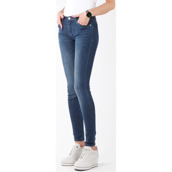 Vêtements Femme Jeans skinny Wrangler Natural River W29JPV95C granatowy