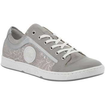 Chaussures Femme Baskets basses Pataugas 624938 gris