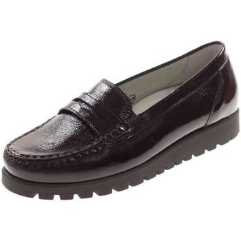 Chaussures Femme Mocassins Waldläufer 549002 noir