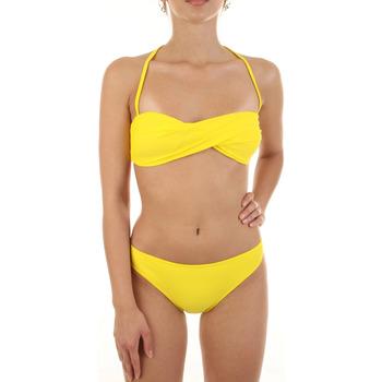 Vêtements Femme Maillots de bain 2 pièces Joséphine Martin CARAMELLA jaune