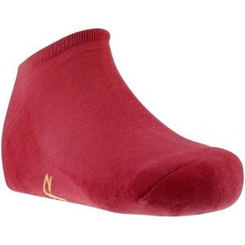 Accessoires textile Femme Chaussettes Socks Equipement LESUNIS orange