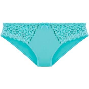 Sous-vêtements Femme Culottes & slips Pommpoire Culotte menthe Elena Vert