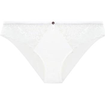 Sous-vêtements Femme Culottes & slips Pommpoire Culotte ivoire Happy Hour Blanc