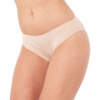 Sous-vêtements Femme Culottes & slips Pommpoire Culotte microfibre chair Beige