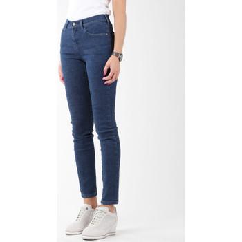 Vêtements Femme Jeans skinny Wrangler Blue Star W27HKY93C granatowy