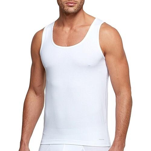 Vêtements Homme Débardeurs / T-shirts sans manche Impetus  Blanc
