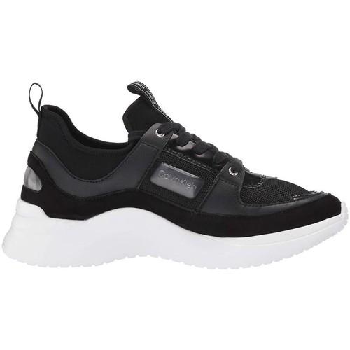 Chaussures Femme Baskets basses Calvin Klein Jeans e4484 noir